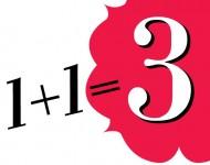 Весь сентябрь акция 1+1=3